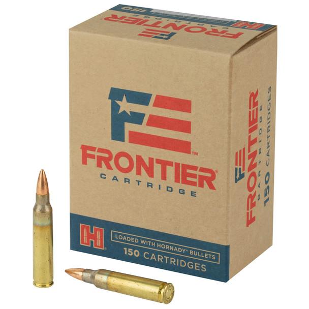Frontier Cartridge .223 Remington 55gr FMJ Ammunition 150rds