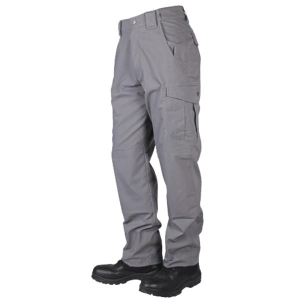 Tru-Spec 24-7 Mens Ascent 65/35 Poly/Cotton Micro RipStop Light Gray Pants