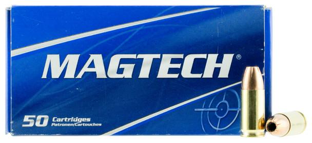 Magtech 9mm 95gr JSP Ammunition 50rds