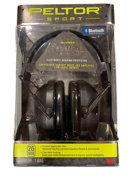 3M Peltor Sport Tactical 500 Electronic Hearing Protector