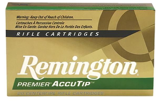 Remington Premier 30-06 Springfield 150GR AccuTip Boat-Tail Ammunition 20 Rounds