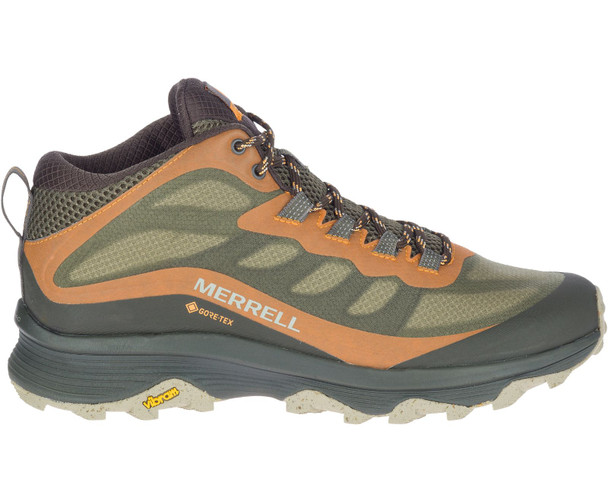 Merrell Men's Moab Speed Mid GTX Boots