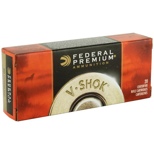 Federal Premium V-Shok .223 Remington 55gr Ballistic Tip Ammunition 20rds