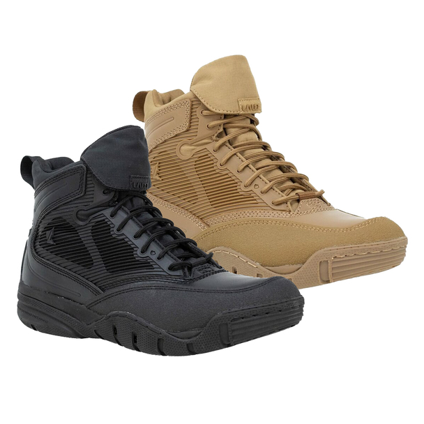 "Lalo Shadow Amphibian 5"" Boots"