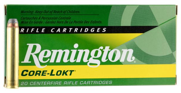 Remington Core-Lokt 444 Marlin 240GR SPCL Ammunition 20 Rounds