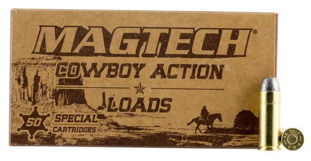 Magtech Cowboy Action Loads 45 Colt 200gr LFN Ammunition 50rds