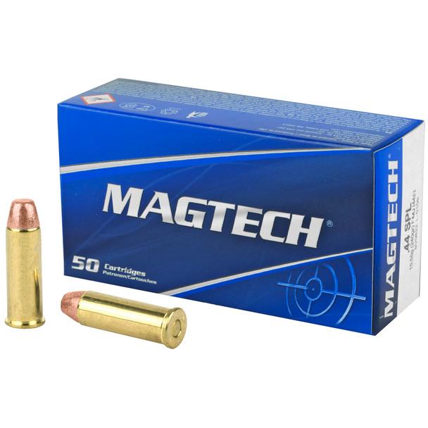 Magtech 44 Special 240GR FMJ Ammunition 50 Rounds