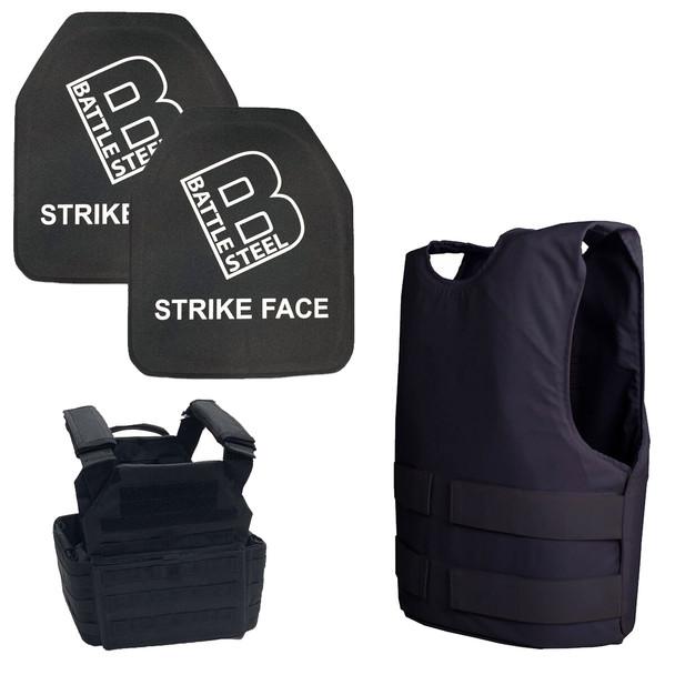 Battle Steel Armor Package Deal