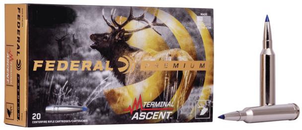 Federal Premium 300WIN MAG 200gr Terminal Ascent Ammunition 20rds
