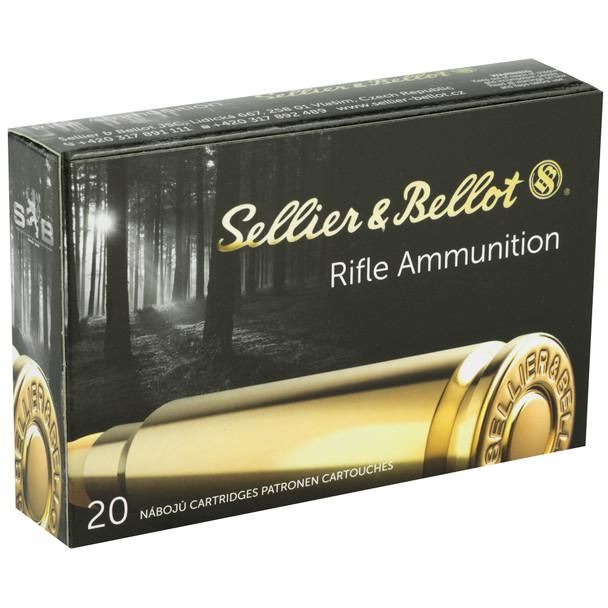 S&B 30-06 150gr SPCE Ammunition 20rds