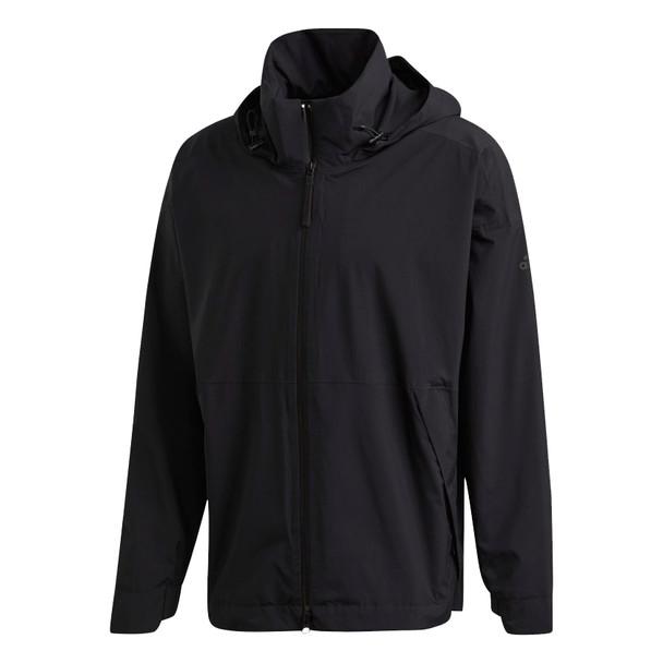 Adidas Men's Lifestyle Urban Rain.RDY Black Rain Jacket