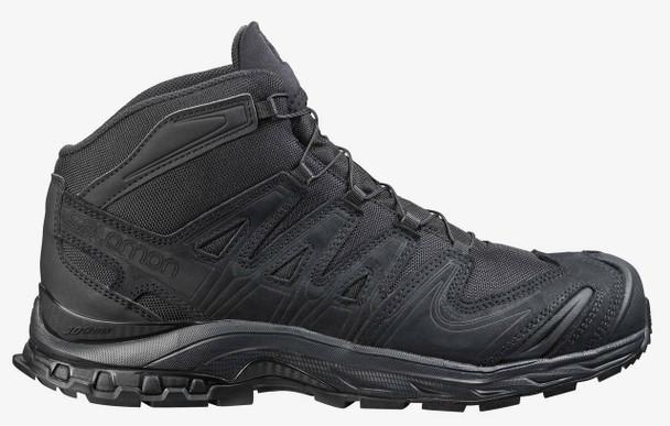 Salomon L40978100 XA Forces Mid EN Men's Boots Black