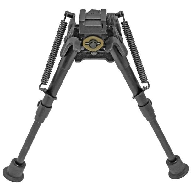 "Harris SBRMP Bipods 6"" to 9"" Rotating Legs w/Picatinny Mount"