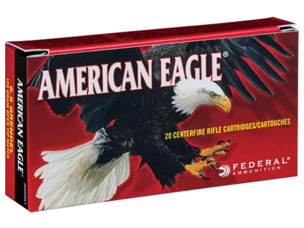 Federal American Eagle 6.5 Grendel 120gr Ammunition 20rds