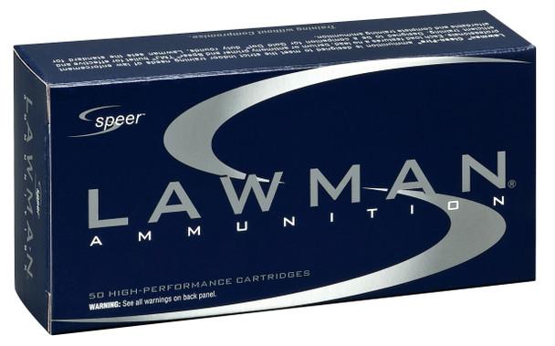 Speer Lawman .40 S&W 180gr TMJ Ammunition 50rds