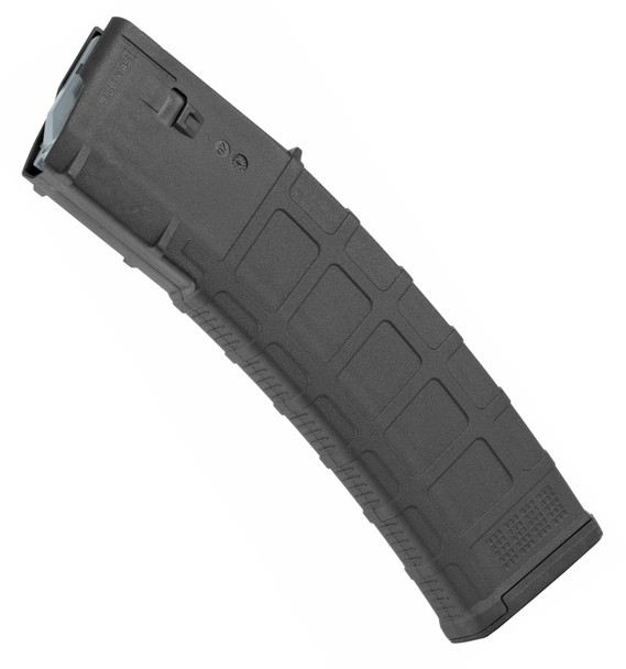 The next-generation PMAG 40 GEN M3 is a 40-round 5.56x45 NATO (.223 Remington) polymer magazine for AR15/M4 compatible weapons. Along with expanded feature set and compatibility, the GEN M3 incorporates new material technology and manufacturing processes for enhanced strength, durability, and reliability to exceed rigorous military performance specifications. While the GEN M3 is optimized for Colt-spec AR15/M4 platforms, modified internal and external geometry also permits operation with a range of additional weapons such as the HK(R) 416/MR556A1/M27 IAR, British SA-80, FN(R) SCAR(TM) MK 16/16S, and others.