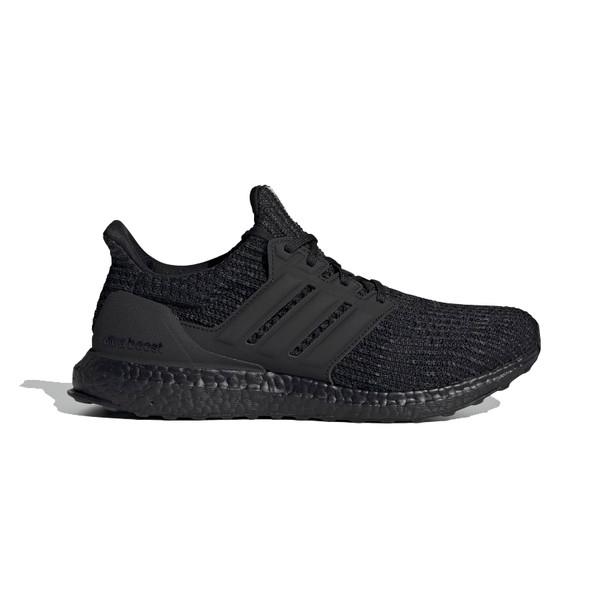 Adidas Ultra Boost 4.0 DNA Black Grey GW2289 Triple Black Running Shoes