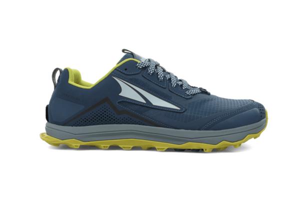 Altra Men's Lone Peak 5 Majolica Blue Shoes