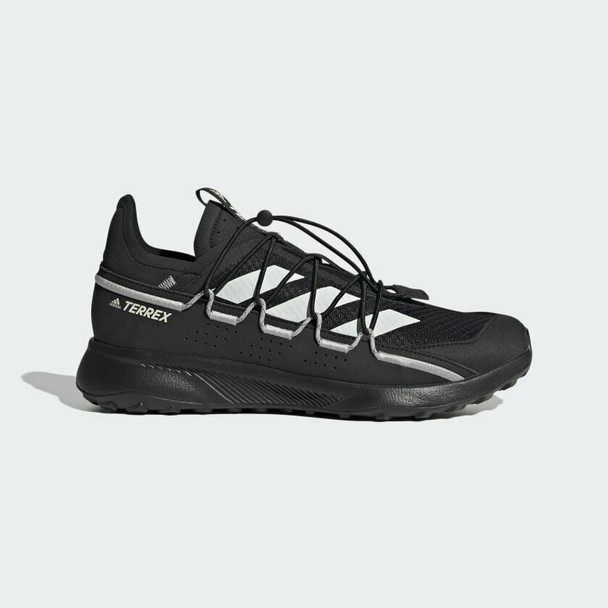 Adidas Terrex Voyager 21 FZ2225 Travel Shoes, Core Black/Chalk White/Grey Two