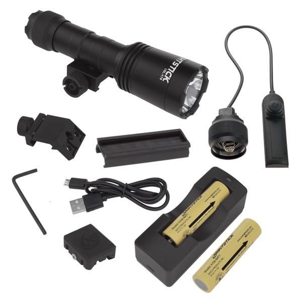 Nightstick LGL-170 Rechargeable Gun Lights Kits 1500 LUMENS