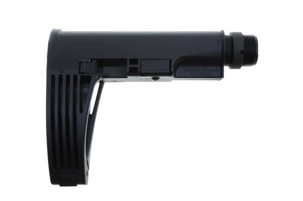 Gear Head Works Tailhook Mod 2 Telescoping Pistol Stabilizing Brace Black