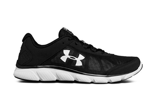 Under Armour 3020673-001 Micro G Assert 7  Athletic Shoes Black