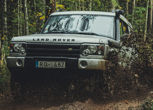 Land Rover Discovery 2 Inline Kit