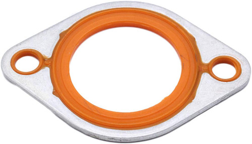 Re-usable silicone thermostat gasket