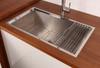 """7100-40 Kitchen Sink 27-3/4""""W"""