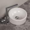 "5059A Twin Baby Sink 10-5/8""DIAM"