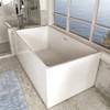"""TUB16 Aquasei Bathtub 59""""W"""