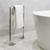 """DE181 Linea Towel Stand 27-1/2""""H"""