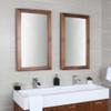 "M03-15 Aquagrande Mirror 15""W"
