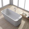 "TUB08 Light Bathtub 67""W"