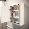 """LIR-ST-18 Lirico Storage Cabinet 18""""W"""