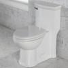 """H258 Lirico Toilet 15""""W"""