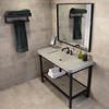 9204 GIULIA Towel Shelf