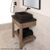 CT032  Vessel Concrete Sink