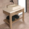 CT032  Vessel Concrete Sink