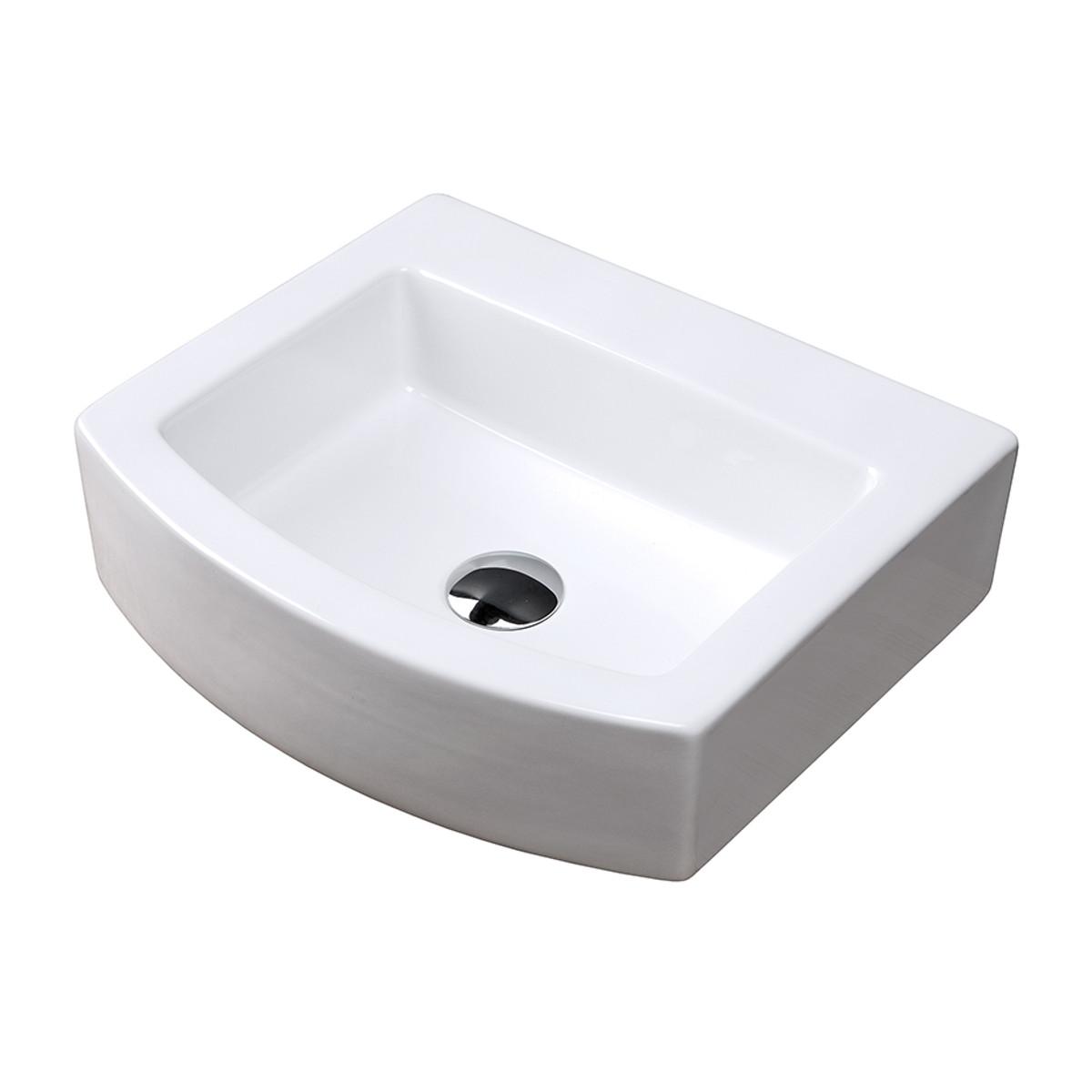 """7700 Plaza Sink 17-1/2""""W"""