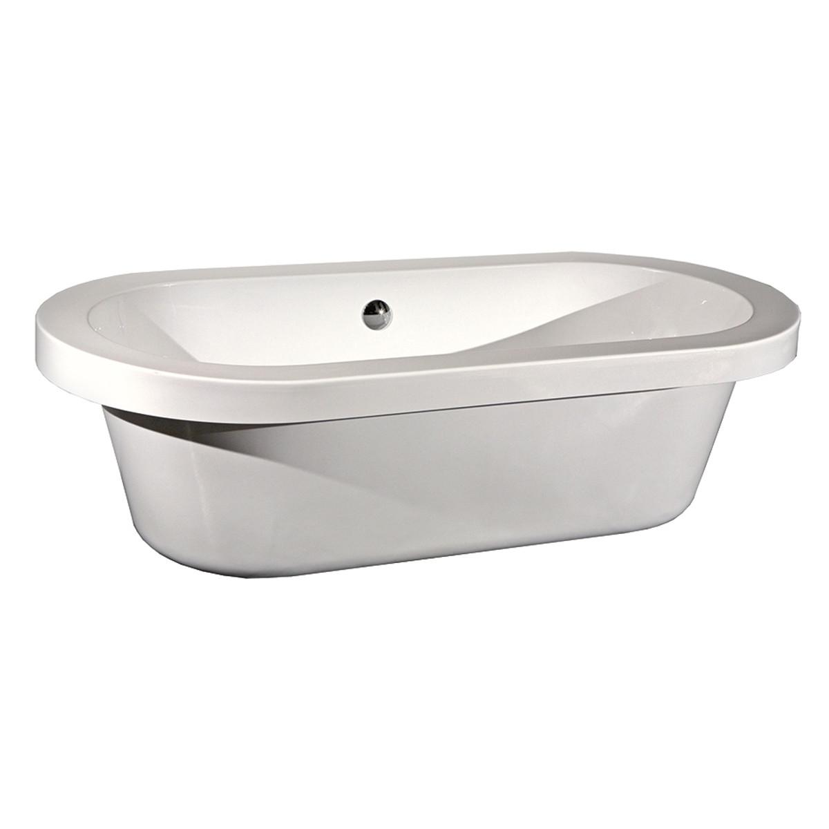 """TUB01 Open Space Bathtub 67""""W"""