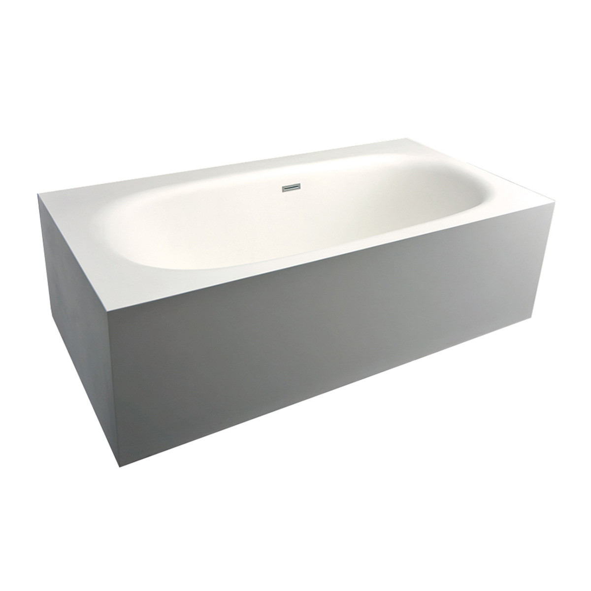 "TUB03 Aquagrande Bathtub 71""W"