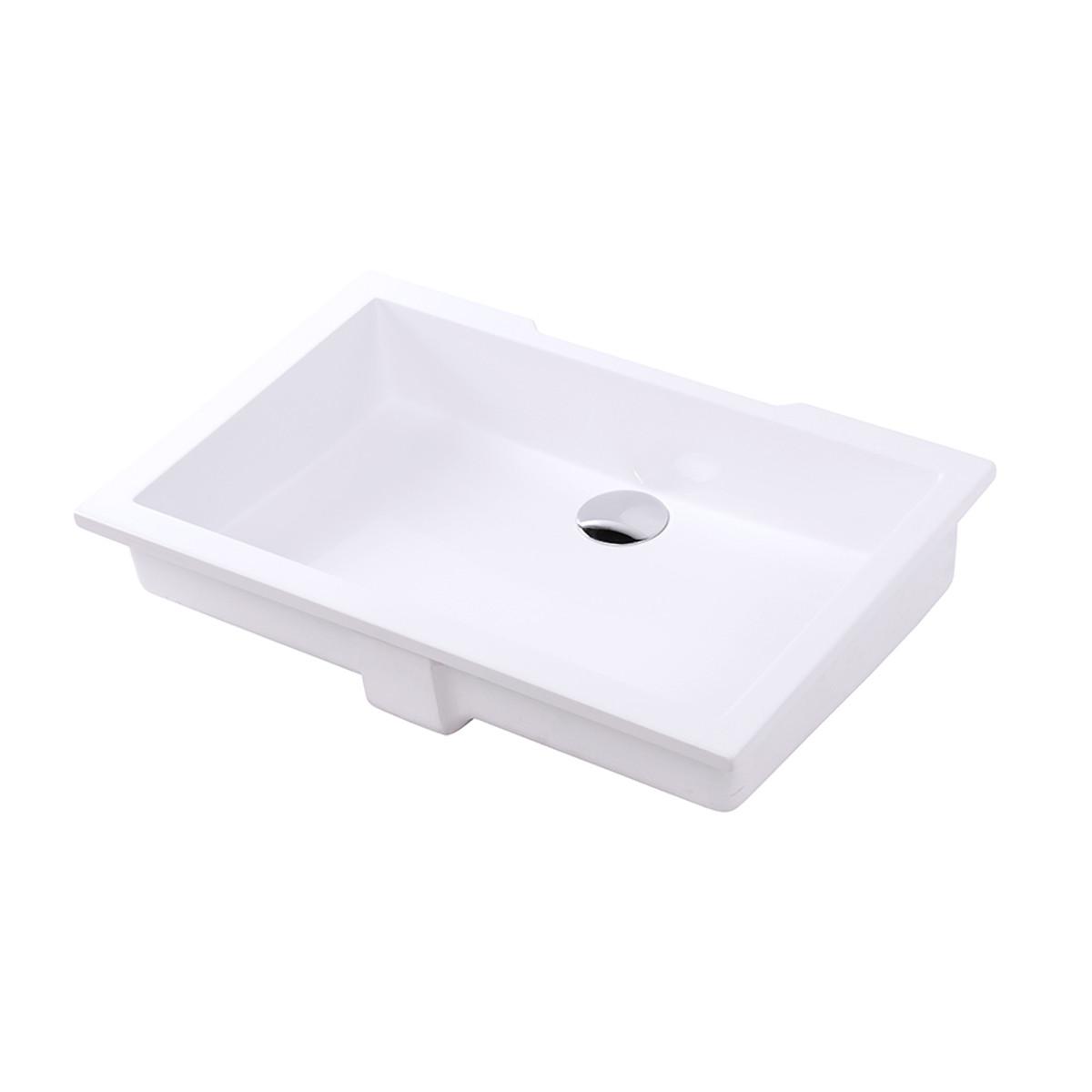 """H262UN Kubista Sink 23-1/2""""W"""