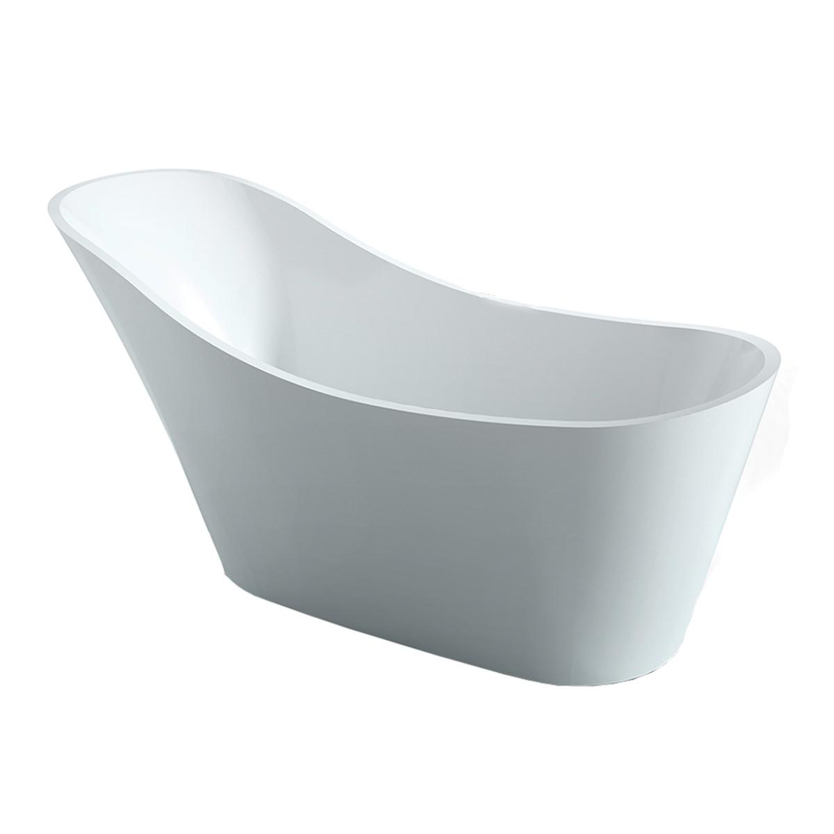 "TUB19 Flou Bathtub 67""W"