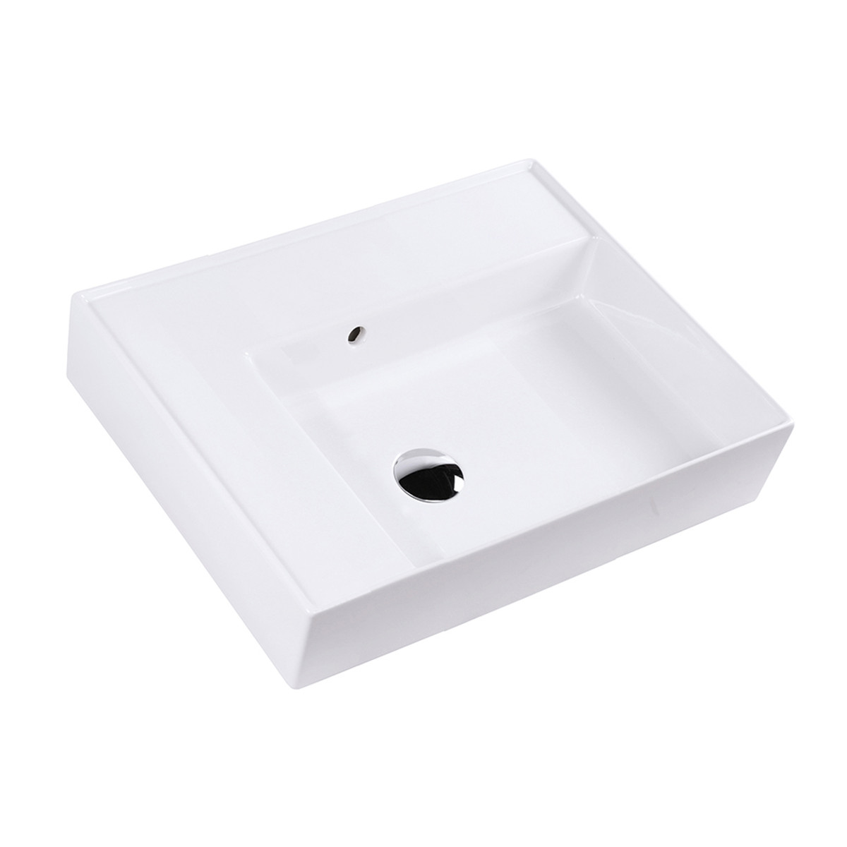 "5241R Aquaotto Sink 24""W"