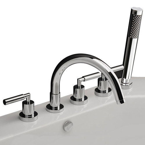 1532 Cigno Deck Tub Filler
