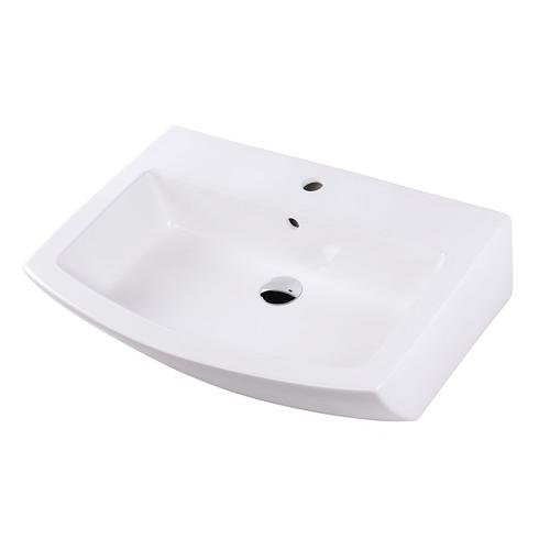 """7710 Plaza Sink 28""""W"""