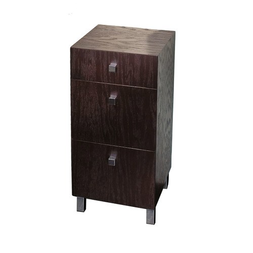 "8445 Plaza 3-Drawer Cabinet 13""W"