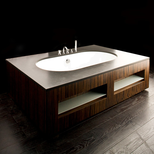 """TUB01T Open Space Countertop 84""""W"""