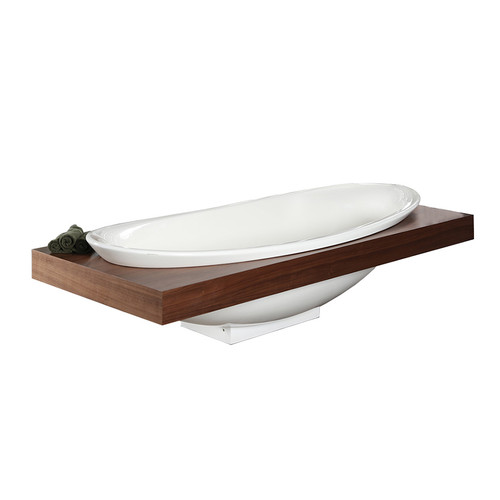 "6059 Suave Bathtub 76""W"